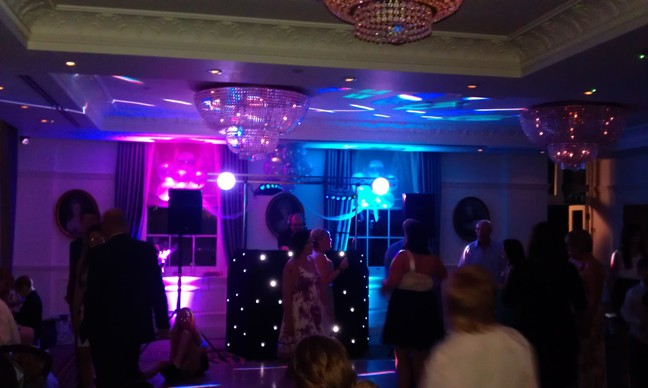 Orsett Hall Gold Room Wedding - Sept 2012