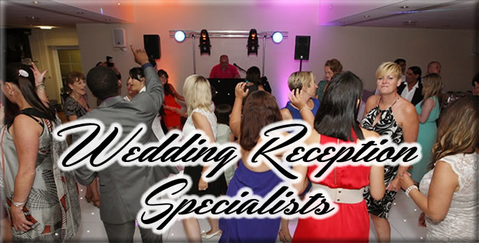 The Finest Wedding Reception DJs